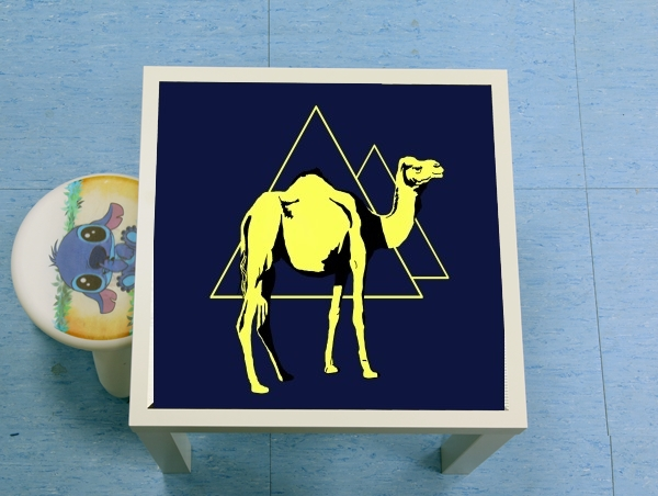 table d'appoint Arabian Camel (Dromedary)