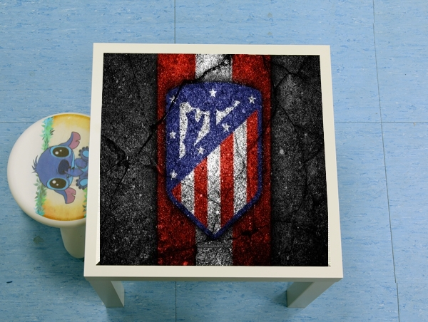 table d'appoint Atletico madrid