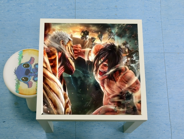 table d'appoint Attack on titan - Shingeki no Kyojin