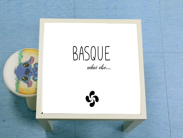 table d'appoint Basque What Else