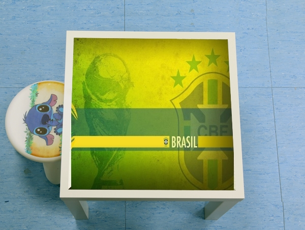 table d'appoint Brazil Selecao Kit Home