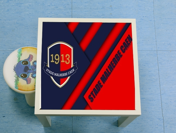 table d'appoint Caen Football Kit Home