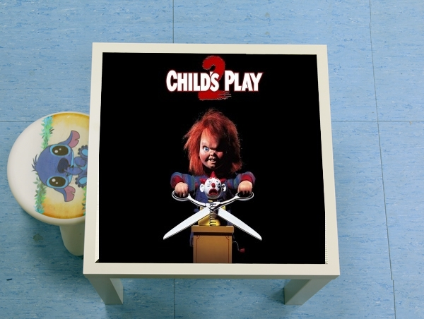 table d'appoint Child Play Chucky