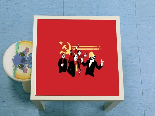 table d'appoint Communism Party