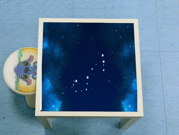 table d'appoint Constellations of the Zodiac: Scorpio