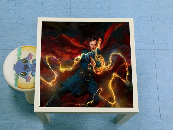 table d'appoint Doctor Strange