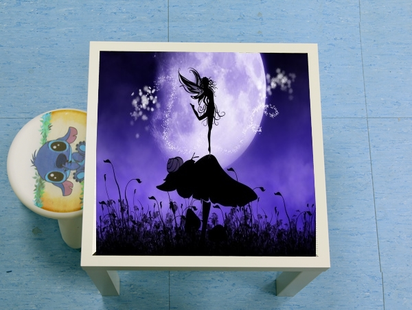 table d'appoint Fairy Silhouette 2