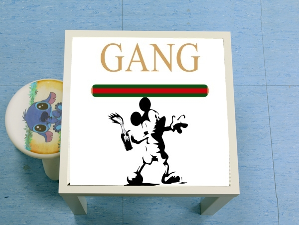 table d'appoint Gang Mouse