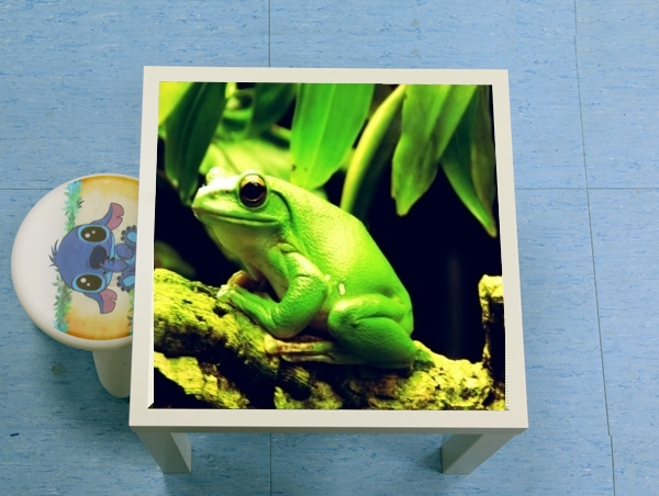 table d'appoint Green Frog