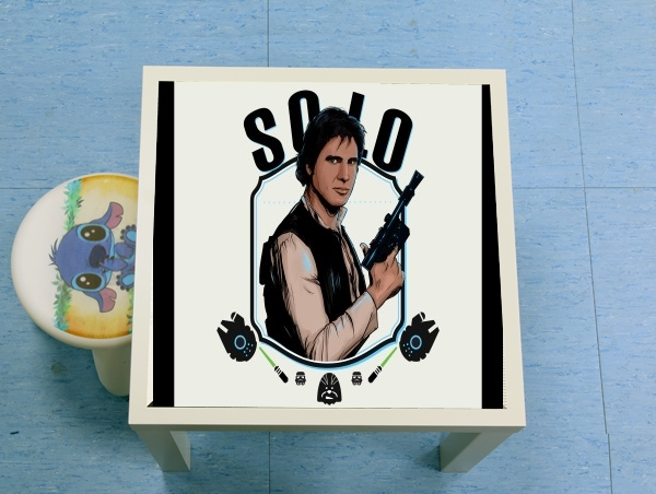 table d'appoint Han Solo from Star Wars