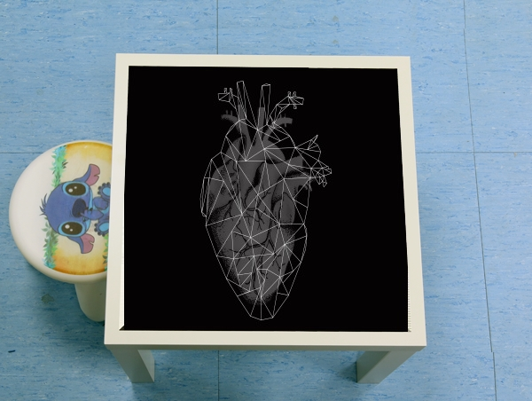 table d'appoint heart II