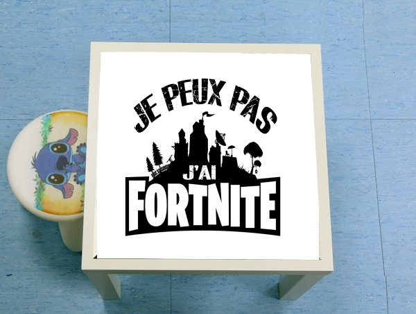 table d'appoint I cant i have Fortnite