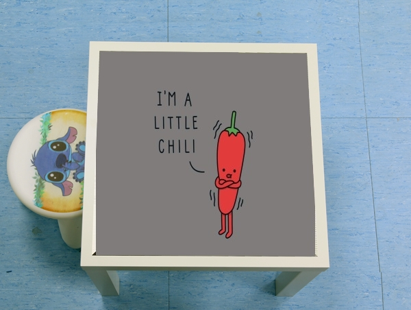 table d'appoint Im a little chili