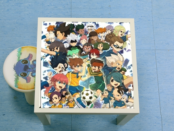 table d'appoint Inazuma Eleven Artwork