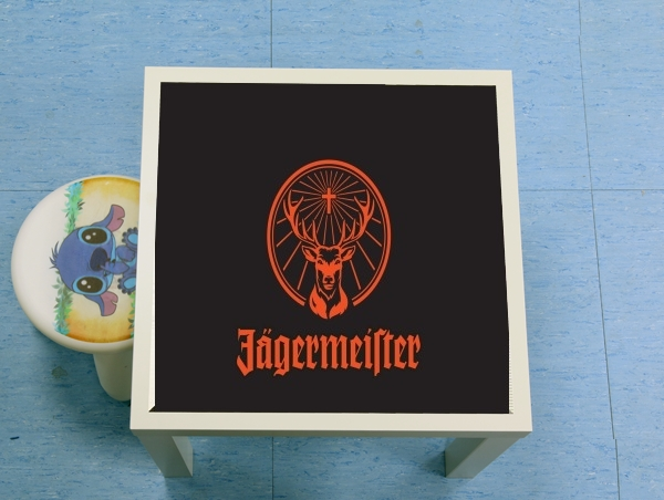 table d'appoint Jagermeister