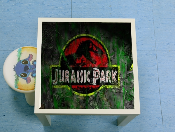 table d'appoint Jurassic park Lost World TREX Dinosaure