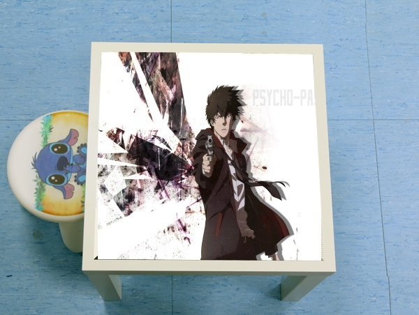 table d'appoint Kogami psycho pass