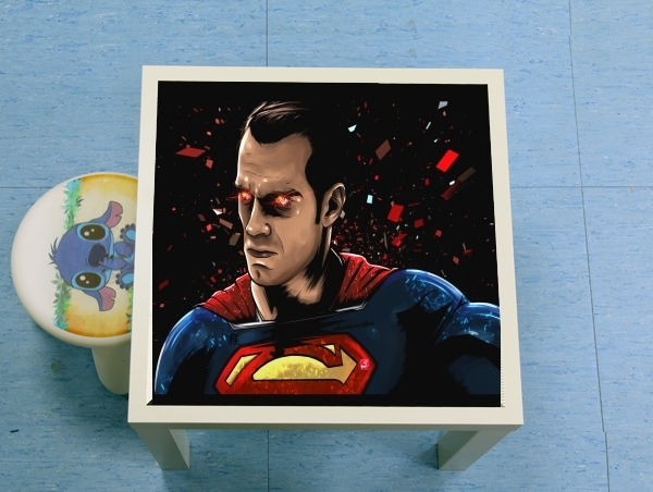 table d'appoint Man of Steel