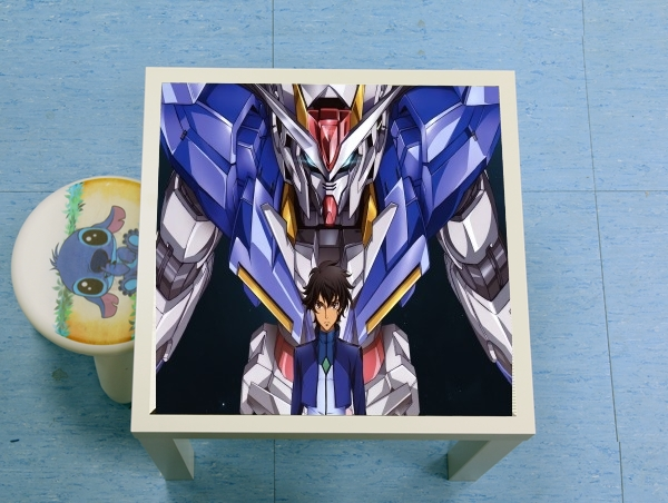 table d'appoint Mobile Suit Gundam
