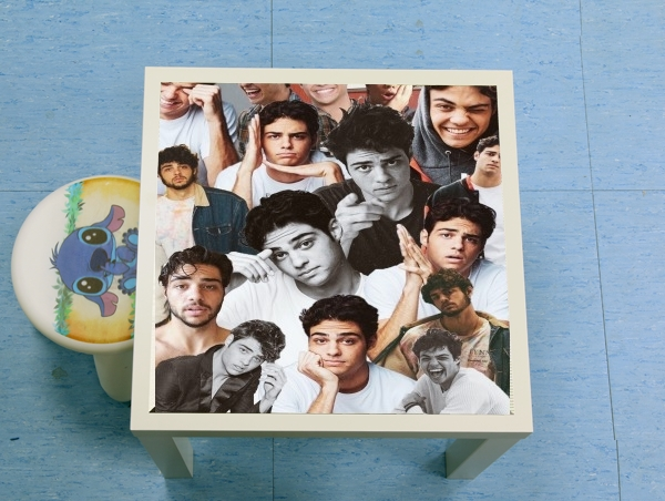 table d'appoint Noah centineo collage