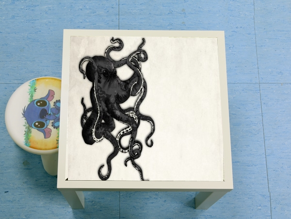 table d'appoint Octopus
