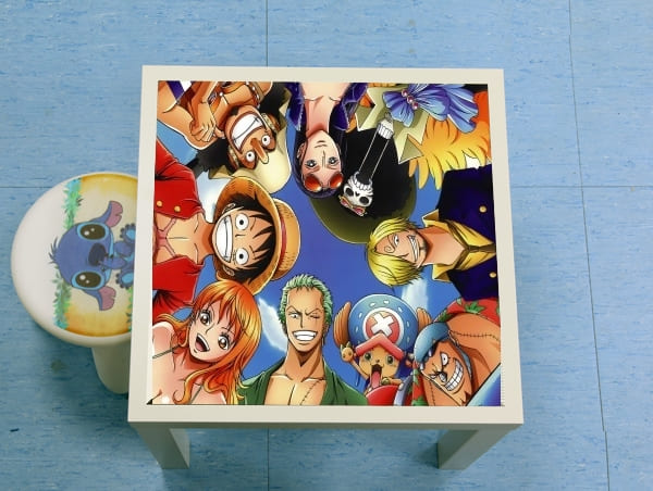 table d'appoint One Piece CREW