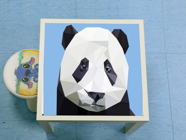 table d'appoint panda