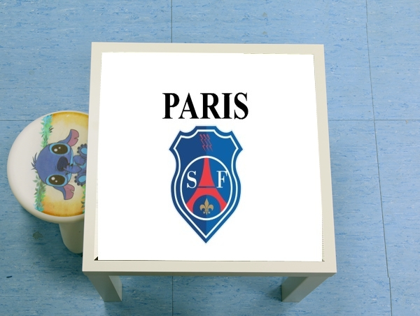 table d'appoint Paris x Stade Francais