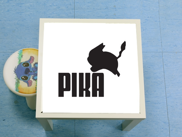 table d'appoint Pika is a puma