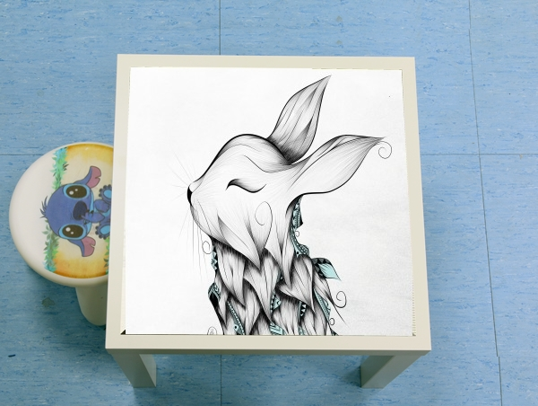 table d'appoint Poetic Rabbit