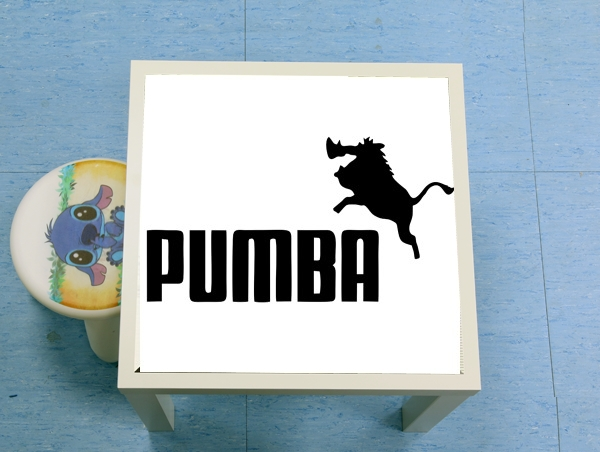table d'appoint Puma Or Pumba Lifestyle