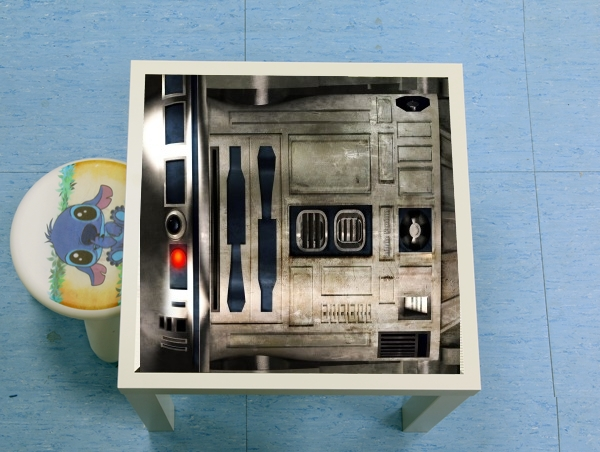 table d'appoint R2-D2