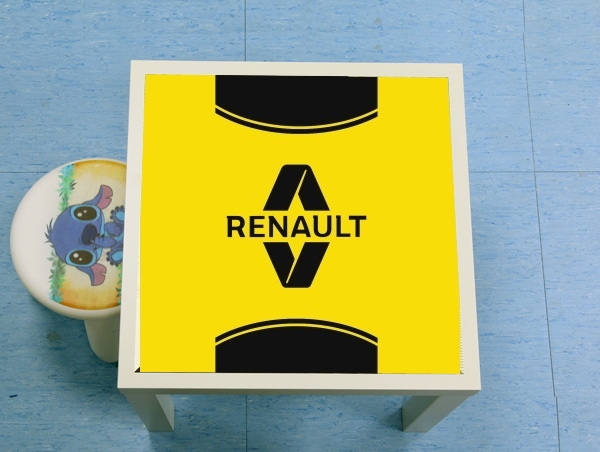 table d'appoint Renault Sports