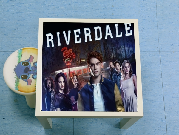 table d'appoint RiverDale Tribute Archie