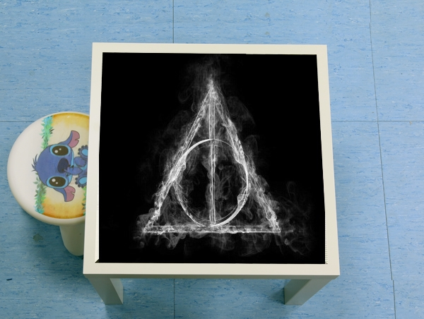 table d'appoint Smoky Hallows