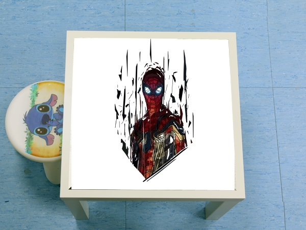 table d'appoint Spiderman Poly