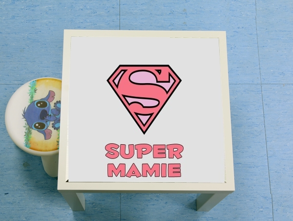table d'appoint Super Mamie
