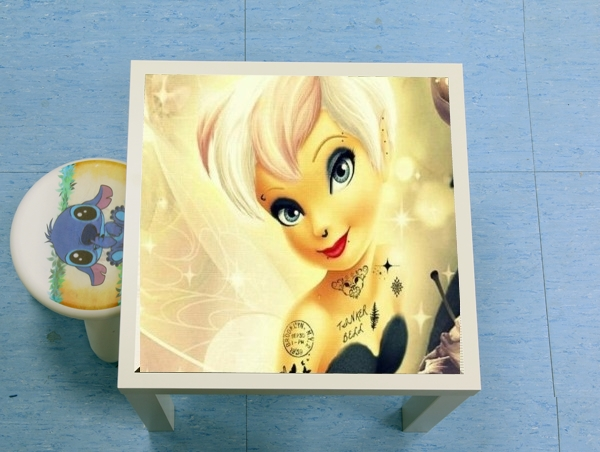 table d'appoint Tinker Bell