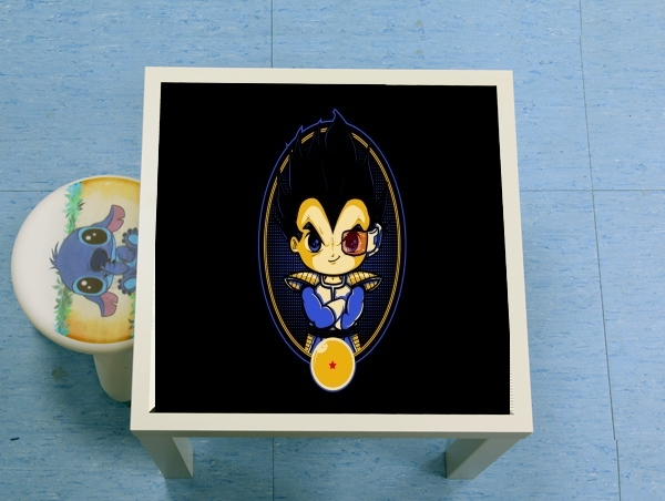 table d'appoint Vegeta Portrait