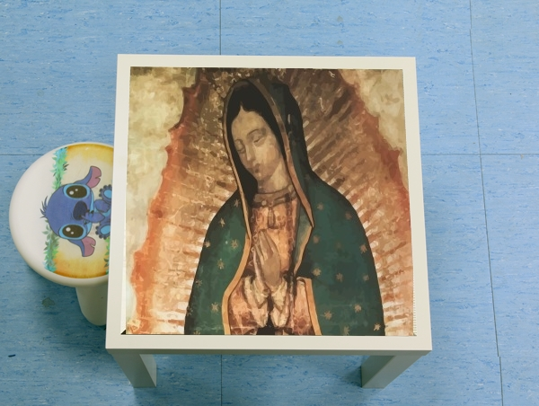 table d'appoint Virgen Guadalupe