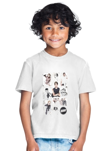 tshirt enfant 5 seconds of summer