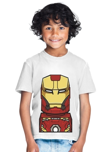 tshirt enfant Bricks Ironman