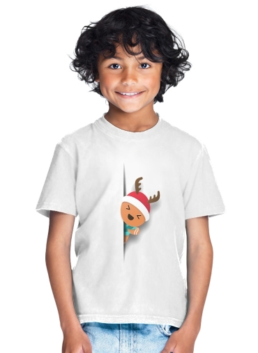 tshirt enfant Christmas cookie