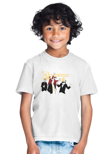 tshirt enfant Communism Party