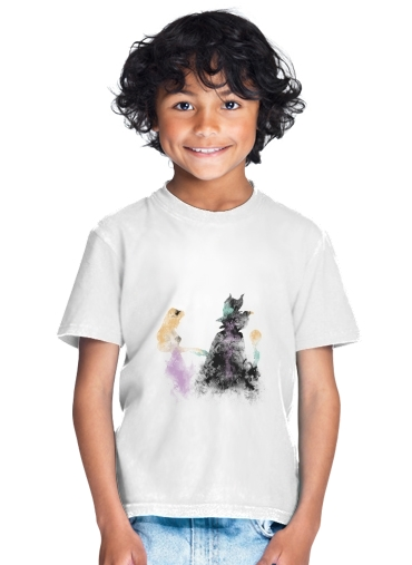 tshirt enfant Don't be afraid