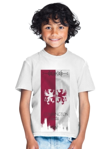 tshirt enfant Flag House Connington