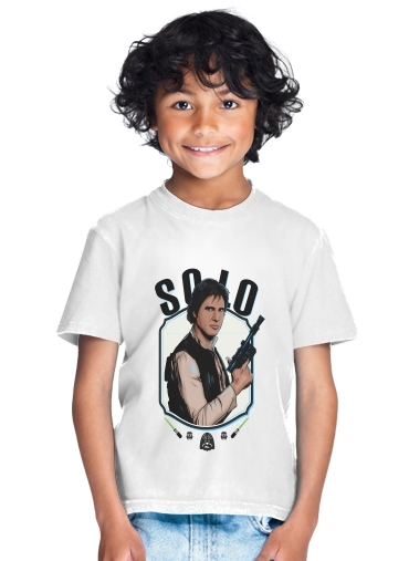 tshirt enfant Han Solo from Star Wars