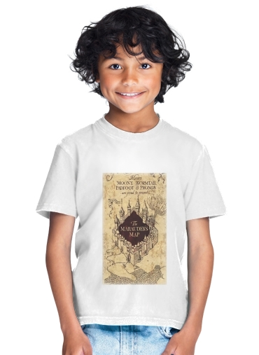 tshirt enfant Marauder Map
