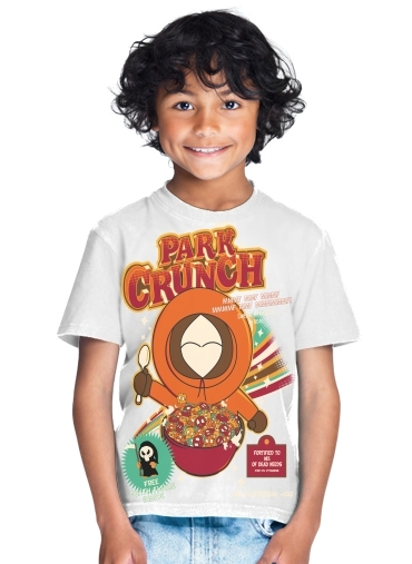 tshirt enfant Kenny crunch