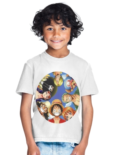 tshirt enfant One Piece CREW